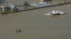 Inundaţii DEVASTATOARE în Rusia după ce un dig de protecţie al unui râu a cedat
