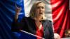 Marine Le Pen, atacată cu ouă în cursul unei deplasări electorale în regiunea Bretagne