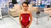 """Diana Scripnic, câştigătoarea primei ediţii WOW Kids: """"Este complicat să dansezi pe patine"""""""