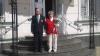 ŞAPTE DECENII ÎMPREUNĂ: Nuntă de platină pentru un cuplu din Chişinău (FOTO/VIDEO)