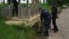 Polițiștii de frontieră se implică activ în salubrizarea locurilor publice (FOTO)
