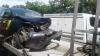 GRAV ACCIDENT pe strada Albișoara. Patru oameni au ajuns la spital din cauza unei șoferițe care circula pe contrasens (FOTO)