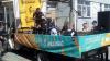 INEDIT! Au invitat oamenii la festivalul Cronograf, colindând Chișinăul într-un camion