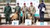 Echipele canine ale Poliției de Frontieră, premiate în Letonia