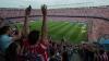 Arena lui Atletico Madrid a găzduit ultimul meci înainte de a fi demolată