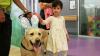 Terapie neobişnuită. Câinii poliţiei din Australia aduc jucării copiilor bolnavi din spitale