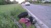 Viteza și neatenția la volan provoacă din nou accidente. Un bărbat a ajuns la spital cu multiple traumatisme