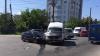 Încă un ACCIDENT GRAV cu implicarea unui microbuz pe strada Vasile Alecsandri din Capitală (VIDEO)