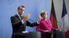 Reformarea UE, discutată de Macron și Merkel la Berlin