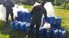 Percheziţii în nordul ţării într-un dosar de contrabandă cu alcool