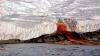 """Misterul cascadelor """"de sânge"""" din Antarctica a fost elucidat de cercetători"""