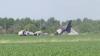 Test eşuat! O persoană a murit, iar alte cinci au fost rănite după ce un avion militar rus s-a prăbuşit