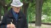 O lecție prețioasă pentru o viață. Are 82 de ani şi este măturător la Centrul tehnico-criminalistic