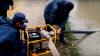 Pompierii şi salvatorii, ÎN ALERTĂ în urma ploilor abundente din această seară. INUNDAŢII la Cimişlia (VIDEO)