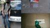 Cinci tineri drogaţi, printre care şi un minor, au fost reţinuţi de ofiţerii BOR (VIDEO)