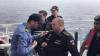 Ofițerii navei rusești, scufundată de cargoul cu oi, erau BEȚI