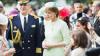 """Mii de persoane, inclusiv din Moldova, au participat la tradiționalul """"Garden Party"""", la Palatul Elisabeta"""