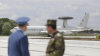 Unul dintre avioanele-spion ale NATO a aterizat la Bucureşti