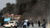 Explozie puternică în apropiere de aeroportul din Kabul. Sunt morți și răniți