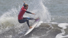 Brazilianul Jesse Mendes a avut o evoluţie de senzaţie în competiţia de surfing, Chiba Open