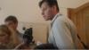DOSARUL FRAUDELOR BANCARE. Imagini de la REȚINEREA lui Chiril Lucinschi (VIDEO)