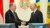 Premierul Pavel Filip şi Prințul Principatului Monaco au trasat priorităţile de cooperare bilaterală (GALERIE FOTO)