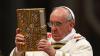 Papa Francisc va participa la o slujbă, alături de 400 de mii de pelerini