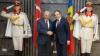 Andrian Candu s-a întâlnit cu prim-ministrul Turciei, Binali Yildirim. Despre ce au discutat (GALERIE FOTO)