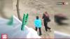 PRINŞI ÎN FLAGRANT! Soţ şi soţie, reţinuţi pentru trafic de droguri în Capitală (VIDEO)