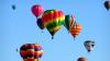 """""""Aerobis Baloon Fiesta"""": SPECTACOL cu baloane cu aer cald, deasupra satului Ivancea"""