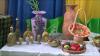Voie bună în satul Gura Bâcului. Localnici au sărbătorit hramul localităţii