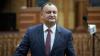 Dodon recunoaşte că i-a cerut Cabinetului Chicu să retragă interdicția aplicată mașinilor cu numere transnistrene, după ce a discutat cu Krasnoselski