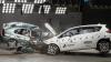 Crash test cu două mașini din ere diferite. Rezultatul nu are nevoie de comentarii (VIDEO)