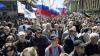 Rusia: Sute de oameni au luat parte la un marș împotriva represiunii statului