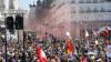Mii de persoane au manifestat la Madrid împotriva corupției