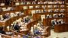 COMPROMIS LARG ÎN PARLAMENT: Votul uninominal şi mixt au trecut de prima lectură, iar apoi au fost comasate