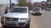 Un inspector de patrulare din Capitală a fost LOVIT ÎN PLIN de un automobil, în timpul serviciului (VIDEO)
