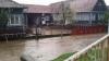 Sute de gospodării INUNDATE și terenuri înnămolite. Care sunt consecințele ploilor în raionul Ialoveni