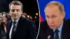 Emmanuel Macron: Sancțiunile împotriva Rusiei NU rezolvă criza din Donbas