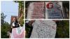 """Demn de Cartea Recordurilor. O româncă a cusut cu ac şi aţă """"Luceafărul"""" pe o pânză lungă de 7 metri (FOTO)"""