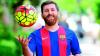 Sosia lui Messi a provocat UN ADEVĂRAT HAOS! Studentul care seamănă leit cu vedeta Barcelonei A FOST REŢINUT