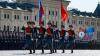 Paradă grandioasă în Piaţa Roşie la aniversarea a 72 de ani de la victoria împotriva nazismului