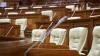 Sistemul de vot mixt a fost adoptat de către Parlament cu votul a 74 de deputați