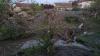 DEZASTRU la Cimişlia după ploile torenţiale: Grădini înnămolite şi gunoaie aduse de apă (FOTO)