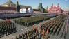 Paradă grandioasă de 9 mai. De Ziua Victoriei, peste 90 de mii de soldaţi vor defila în 28 de oraşe din Rusia