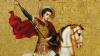Creştinii ortodocşi de stil vechi îl sărbătoresc astăzi pe Sfântul Gheorghe