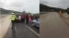 VREME REA în ţările vecine. COD PORTOCALIU de inundaţii în România şi FURTUNI în Ucraina