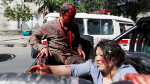 Atentat sângeros la Kabul: Pagube substanțiale la mai multe ambasade, printre care ale Franței și Germaniei
