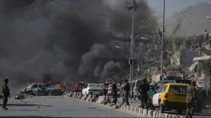 EXPLOZIE DEVASTATOARE la Kabul: Numărul morţilor creşte, 320 de oameni răniţi (VIDEO/FOTO +18)