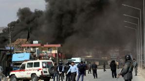 Explozie DEVASTATOARE la Kabul, în apropiere de ambasadele străine şi palatul prezidenţial